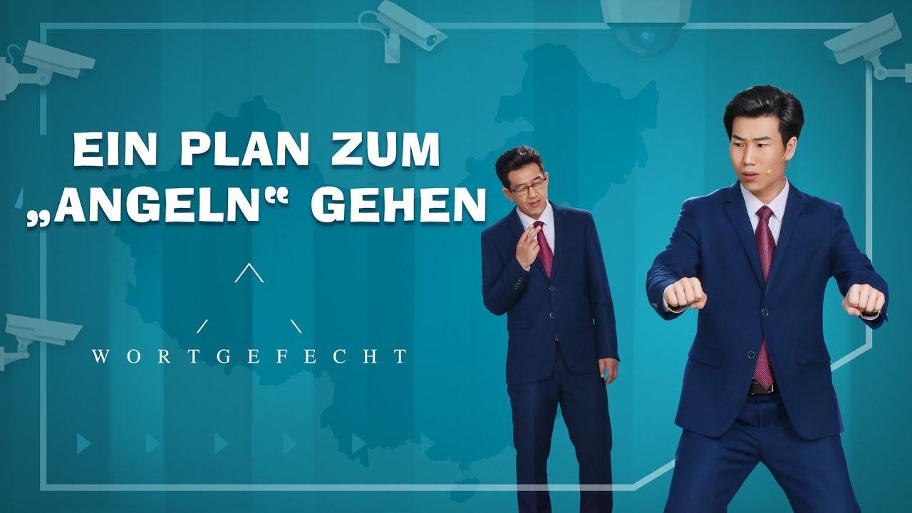 """Wortgefecht der christlichen Kirche  Ein Plan zum """"Angeln"""" gehen"""