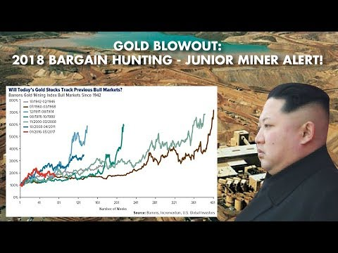 GOLD Stocks Catching Up - Expect Fireworks: Brian Paes-Braga (Fiore Gold)