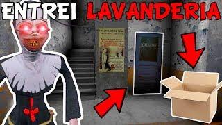 USANDO CAIXAS PARA ENTRAR NA LAVANDERIA DA FREIRA -  Evil Nun - 1.1.6 - (JOGO TERROR ESTILO GRANNY)