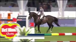 CHILLI WILLI - 1° GP CSI5* Chantilly 2018