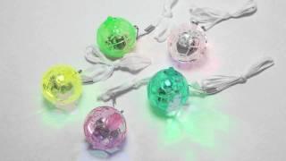 17391 光るペンダント サッカーボール http://www.epkyoto.co.jp/17391....
