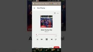 Allah Duhai Hai RACE-3   full song mp3