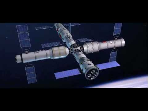 China's future space station
