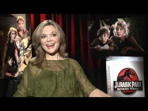 Jurassic Park Ultimate Trilogy Gift Set Exclusive: Ariana Richards