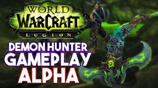 Gameplay Demon Hunter