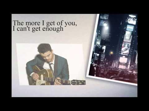 Guy Sebastian ft Cinta Laura - who's that girl (official lyric video)