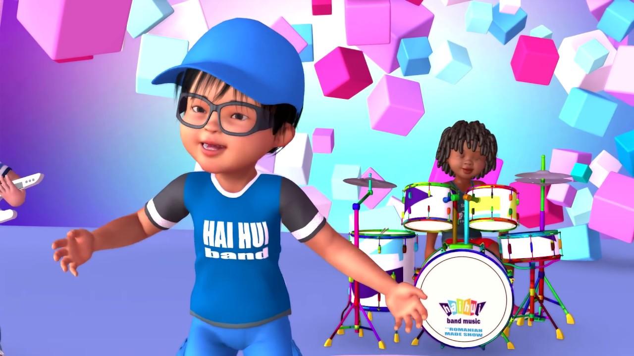 Download Nu mi-e frica de Bau Bau - Hai Hui Cu Trupa Lui
