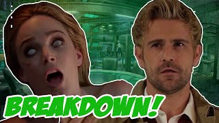 Arrow Season 4 Episode 5 Trailer Breakdown! - Constantine Returns!