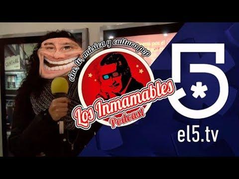 Los inmamables #109: Canal 5 vs Otakus