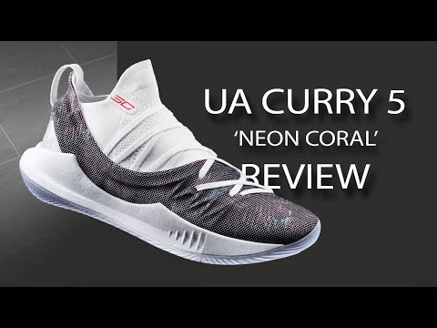 UA CURRY 5 'WELCOME HOME'