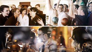 Katie + Michael: Epic, Dallas Wedding Diary