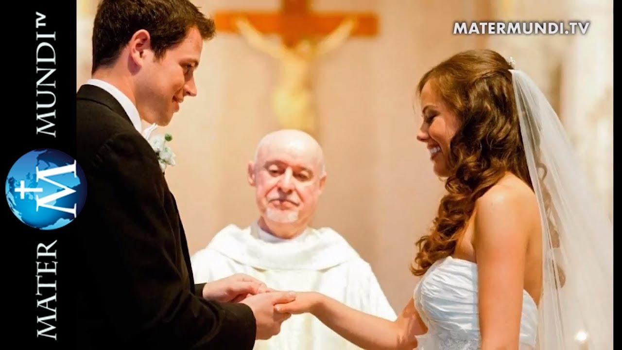 Significado De Matrimonio Catolico : Descubre los sacramentos qué es el matrimonio youtube