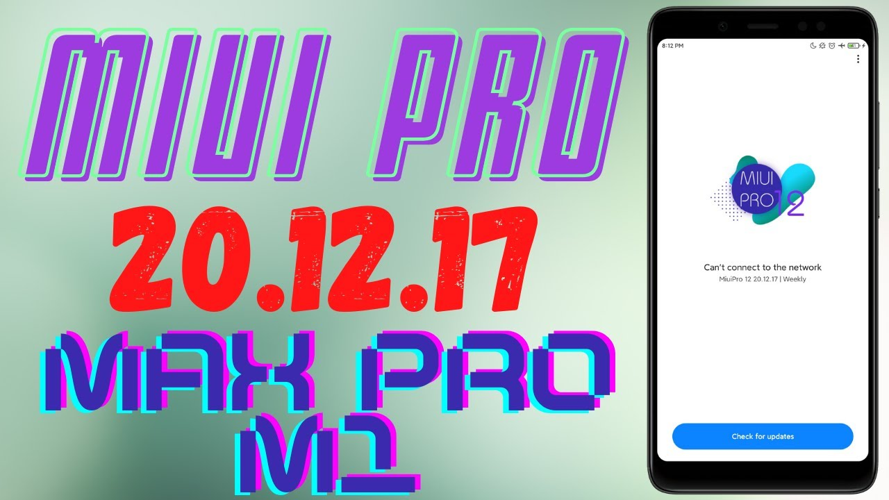 MIUI Pro 20.12.17 Rom for Asus Zenfone Max Pro M1 | Good or Bad Must Watch video | Newtechlearners