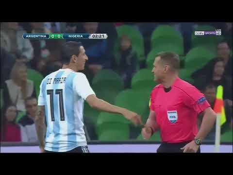 Argentina Vs Nigeria Friendly FULL MATCH English