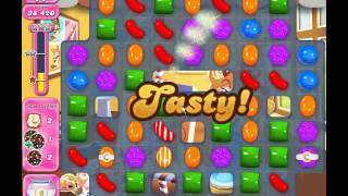 Candy Crush Saga - Level 1569 (3 star, No boosters)