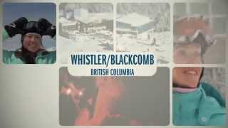 Whistler Blackcomb Ski Resort Video Preview