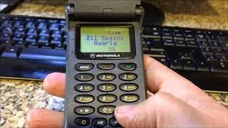 Motorola StarTAC 75+ İnceleme Tüm Özellik