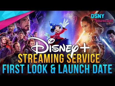 FIRST LOOK: DISNEY+ Streaming Service New Details Revealed - Disney News - 4/12/19