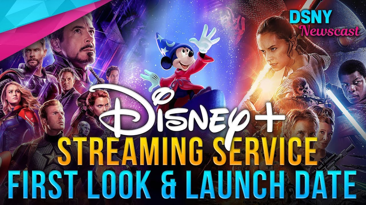 FIRST LOOK: DISNEY+ Streaming Service New Details Revealed ...