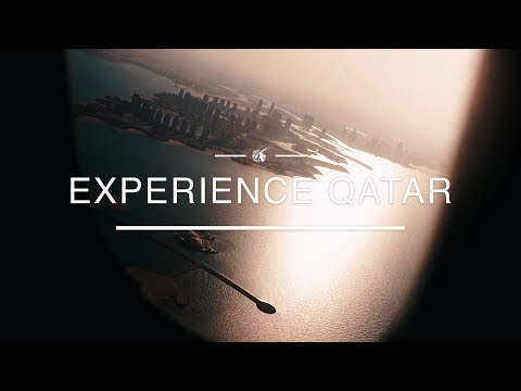 Experience Qatar with Qatar Airways