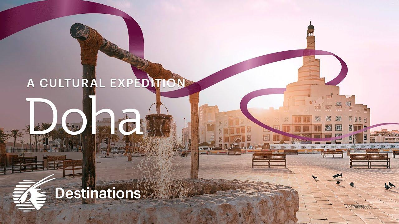 Experience Qatar with Qatar Airways