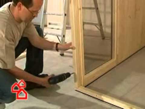 Bauhaus Tv Aufbau Einer Elementsauna Youtube