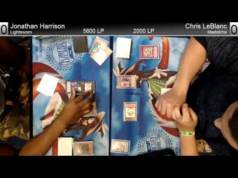 ARGCS Washington Round 2 Jonathan Harrison vs Chris LeBlanc