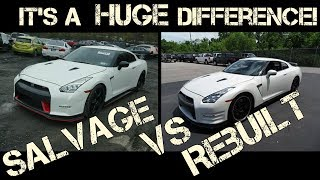 The HUGE difference between a Salvage and Rebuilt Car thumbnail