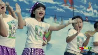 Video Lagu Sekolah Minggu - Hatiku Penuh Nyanyian - Doremi Kids (official video klip)