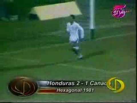 Honduras Rumbo A España 82