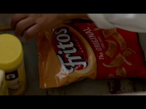 Orange is the new black - Chang's lunch