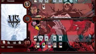 Marvel TCG, Mike vs Punisher Villain Story part 1
