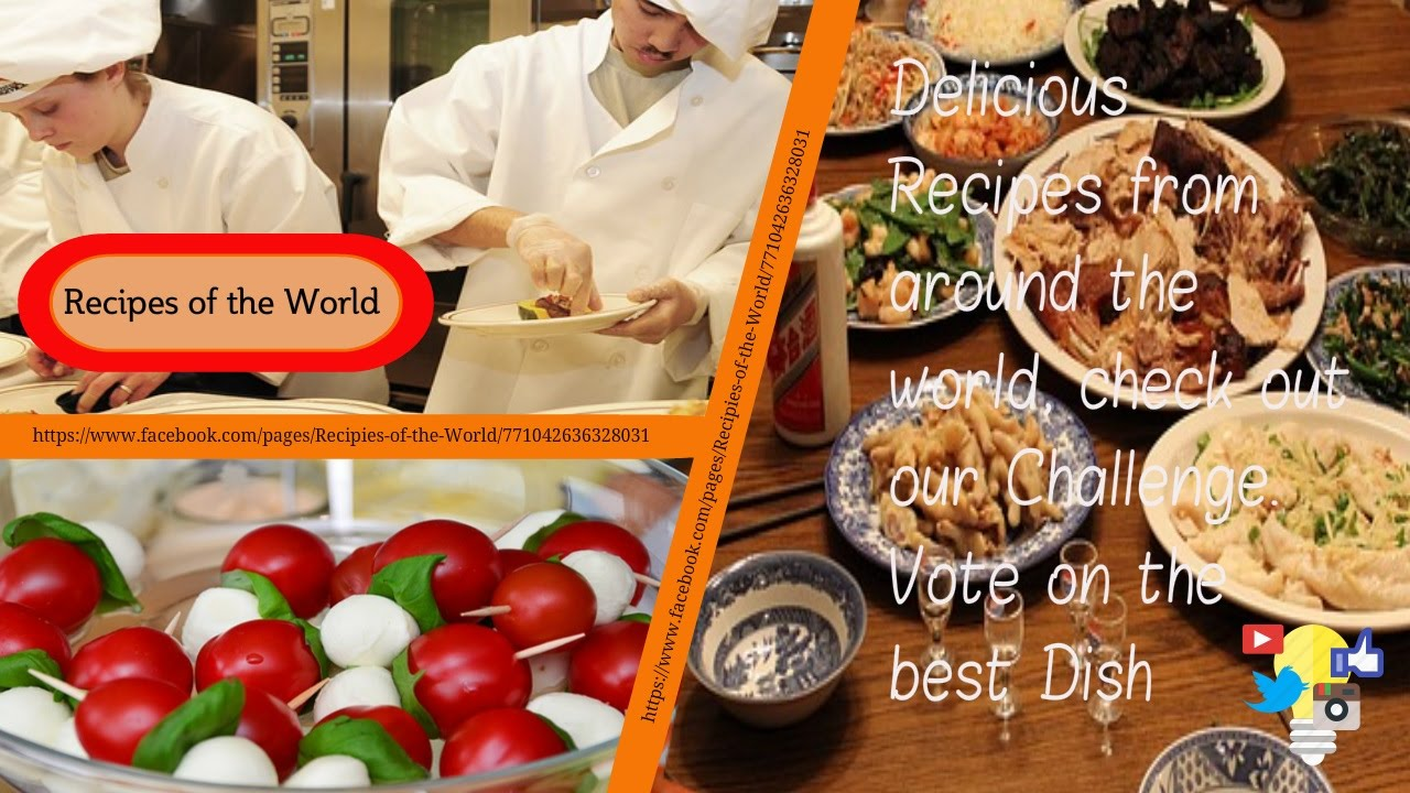 Recipes of the world youtube forumfinder Images