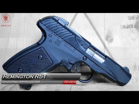 Remington R51 Shooting Impressions