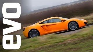 McLaren MP4-12C 2013 Videos