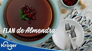 Flan de Almendra │VIDEO │Kroger