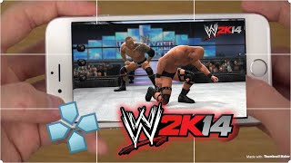 Download WWE 2K14 For FREE For On iPhone In PSP Emulator - PPSSPP [HINDI] - 2018