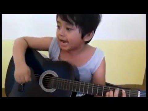Anak Kecil cover lagu 'Firman-Kehilangan'
