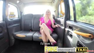 fake taxi with hot tv personality #5