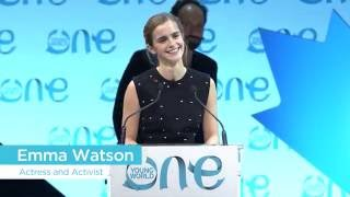 Emma Watson - One Young World 2016