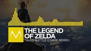 [Electro] - The Legend Of Zelda - Breath Of The Wild - Talus Battle (Chime Remix) [Free Download]