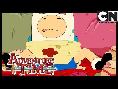 Adventure Time   Walnuts & Rain   Cartoon Network