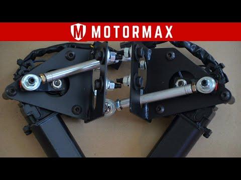 C3 Corvette Electric Headlight Motor Conversion Kit  Fits 68-82