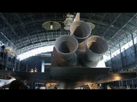 Full Air and Space Museum tour!