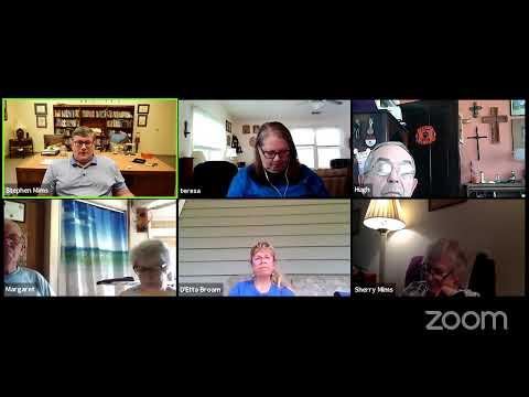 Tuesday Morning Bible Study (Romans 14)