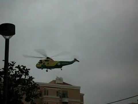 LASD Helicopter Landing On Huntington Hospital Pasadena