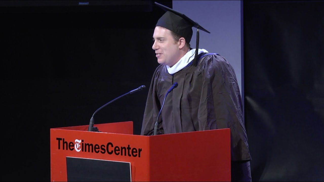 BuzzFeed's Ben Smith at CUNY Graduate School of Journalism Fall ...