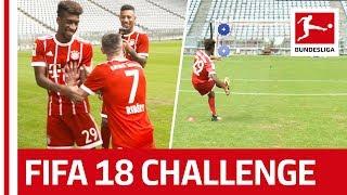 Ribery Bringing French Magic For Bayern - EA Sports FIFA 18 Bundesliga Free Kick Challenge thumbnail