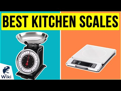 10 Best Kitchen Scales 2020