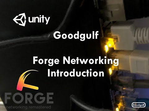 An Introduction To Forge Networking For Unity